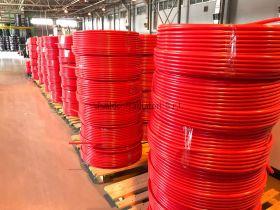 Труба 16мм для теплого пола PERTIX t-flex mono из PE-RT тип II 16х2 в бухтах по 300 м